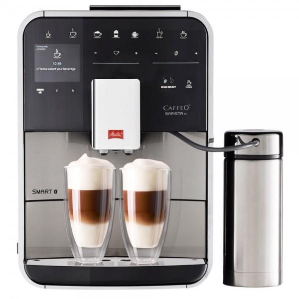 Cafetera Automática Barista TS Smart® Inox MELITTA®