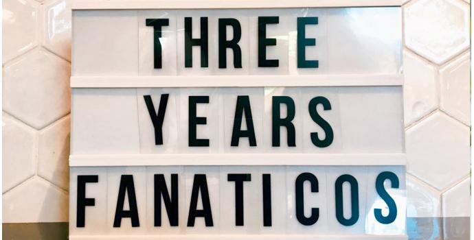 3 años Fanático Café