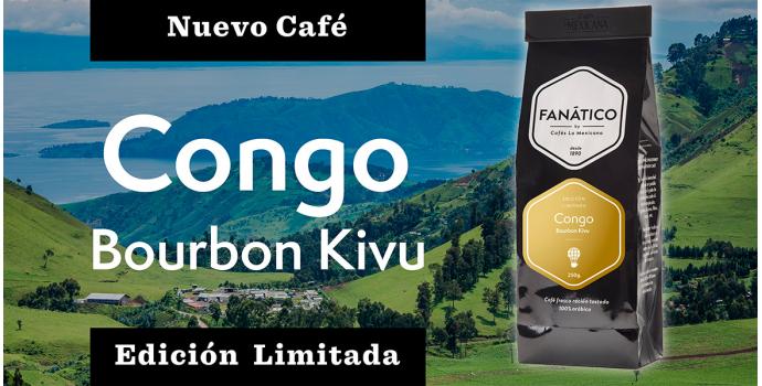 Nuevo Café Edición Limitada. Congo Bourbon Kivu