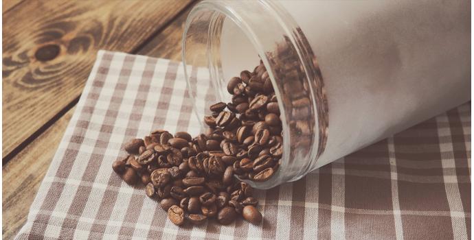 Conservación del café